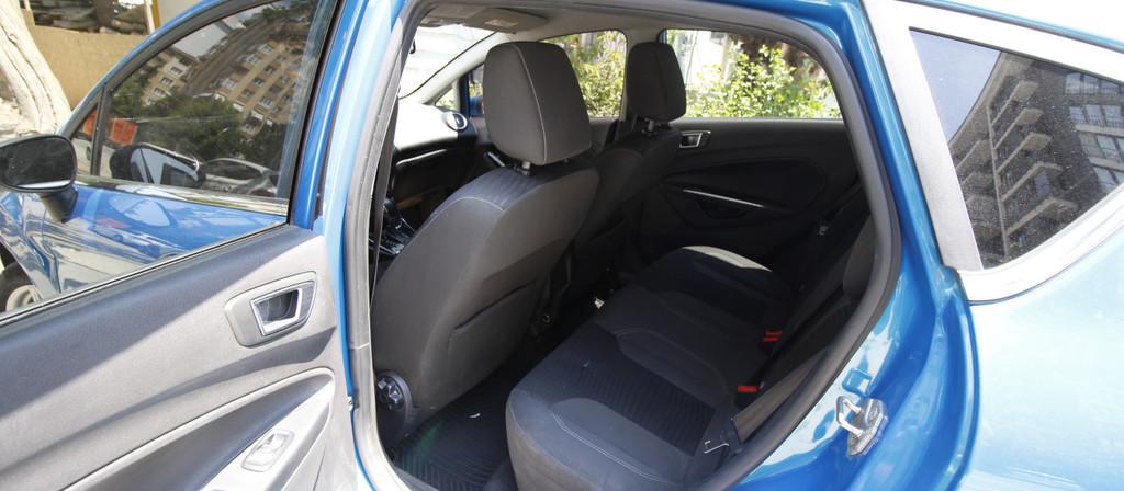 ikinci el araba 2014 Ford Fiesta 1.0 GTDi Titanium Benzin Otomatik 116000 KM 5