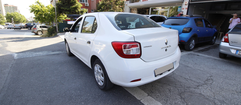 ikinci el araba 2013 Renault Symbol 1.5 dCi Joy Dizel Manuel 160000 KM 2
