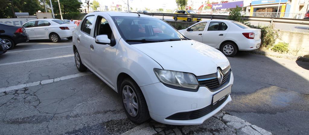 ikinci el araba 2013 Renault Symbol 1.5 dCi Joy Dizel Manuel 160000 KM 4