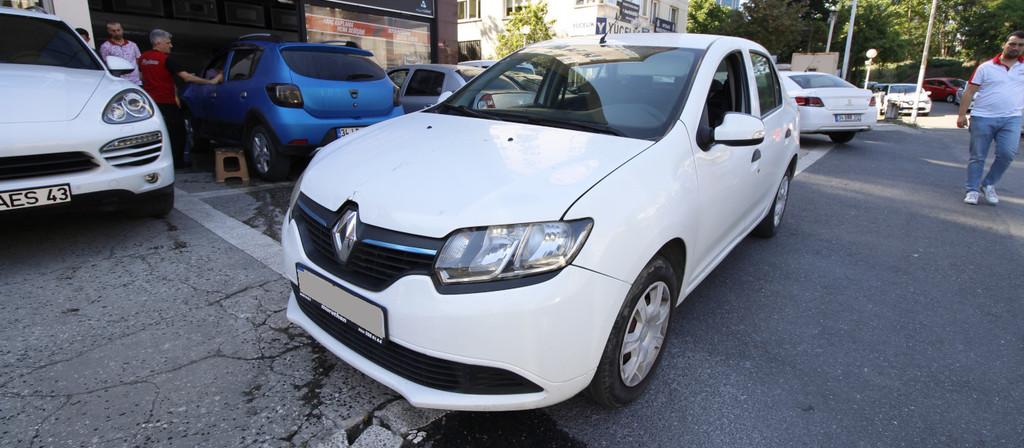 ikinci el araba 2013 Renault Symbol 1.5 dCi Joy Dizel Manuel 160000 KM