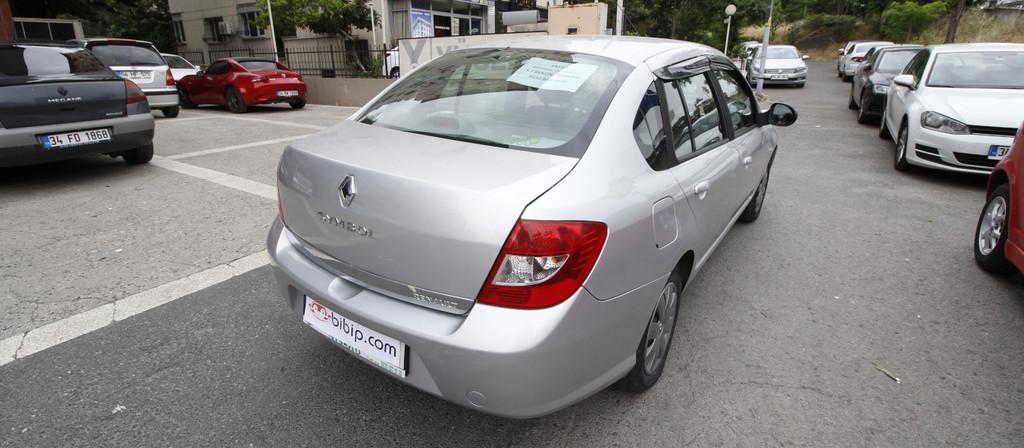 ikinci el araba 2012 Renault Symbol 1.2 Authentique Benzin Manuel 75000 KM 1