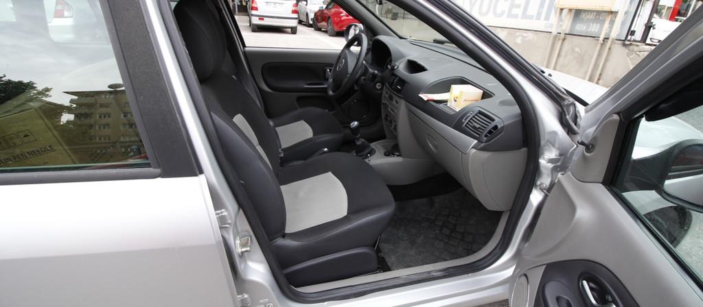 ikinci el araba 2012 Renault Symbol 1.2 Authentique Benzin Manuel 75000 KM 2