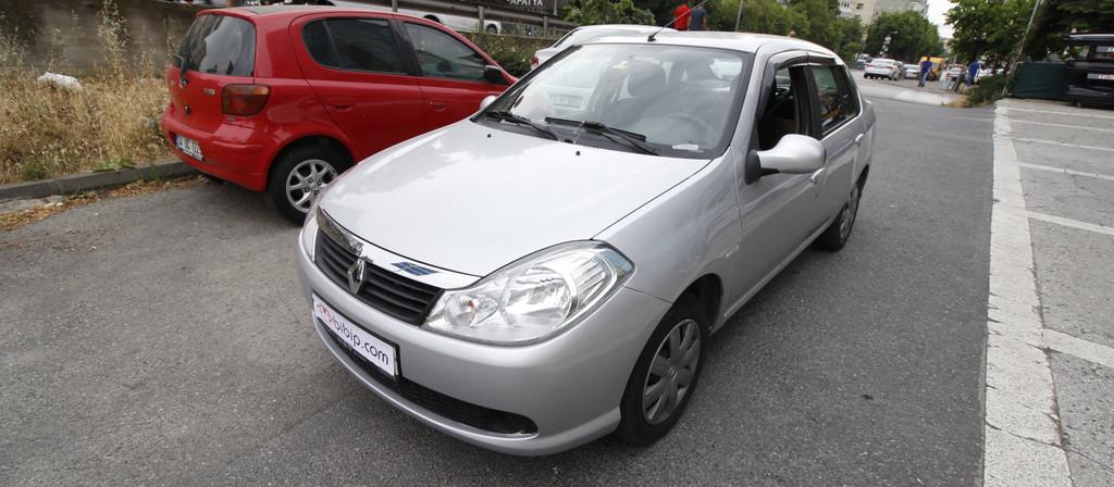 ikinci el araba 2012 Renault Symbol 1.2 Authentique Benzin Manuel 75000 KM