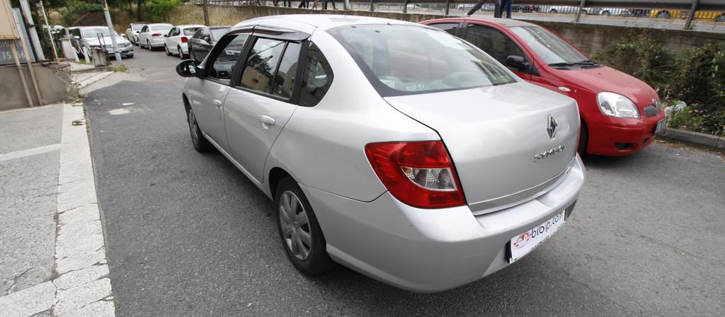 ikinci el araba 2012 Renault Symbol 1.2 Authentique Benzin Manuel 75000 KM 0