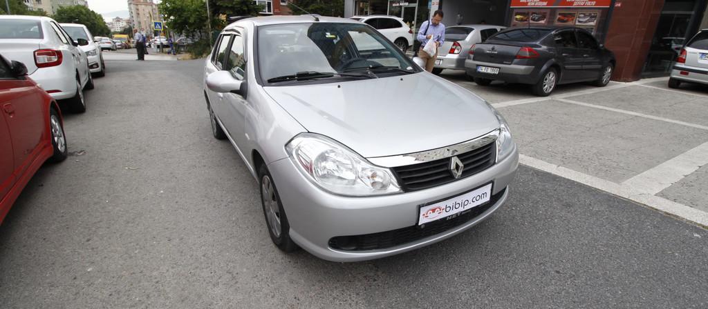 ikinci el araba 2012 Renault Symbol 1.2 Authentique Benzin Manuel 75000 KM 4