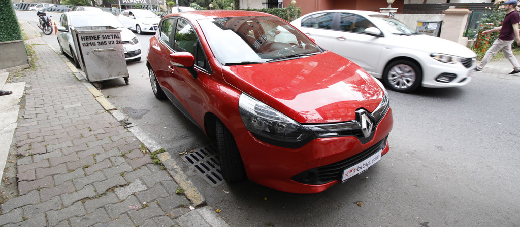 ikinci el araba 2015 Renault Clio 1.2 Joy Benzin Manuel 34400 KM 1