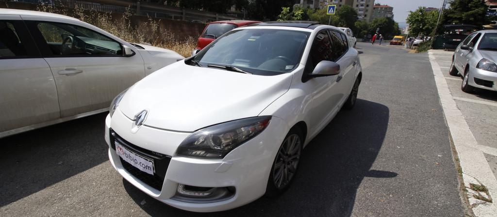 ikinci el araba 2012 Renault Megane 1.6 dCi GT-Line Dizel Manuel 135000 KM