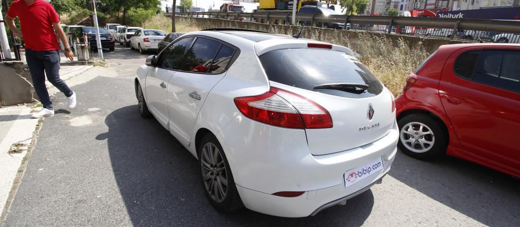 ikinci el araba 2012 Renault Megane 1.6 dCi GT-Line Dizel Manuel 135000 KM 3