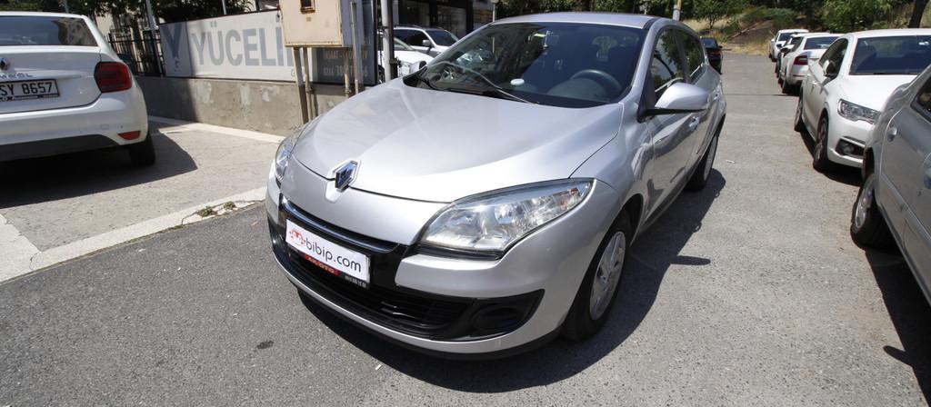 ikinci el araba 2012 Renault Megane 1.5 dCi Business Dizel Manuel 147700 KM
