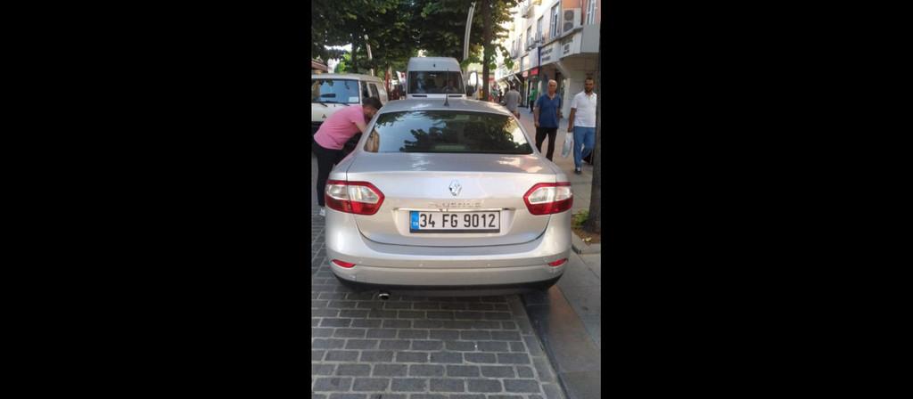 ikinci el araba 2014 Renault Fluence 1.5 dCi Touch Dizel Manuel 169000 KM 3