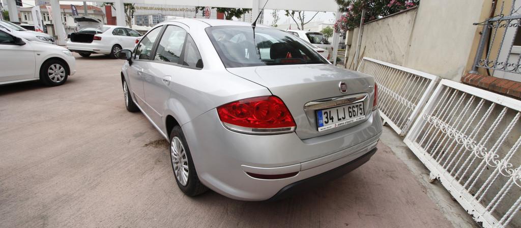 ikinci el araba 2014 Fiat Linea 1.3 Multijet Pop Dizel Manuel 122500 KM 2