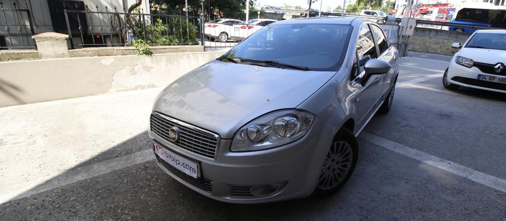 ikinci el araba 2012 Fiat Linea 1.3 Multijet Active Plus Dizel Manuel 176500 KM