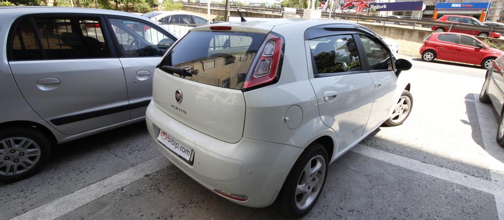 ikinci el araba 2013 Fiat Punto 1.3 Multijet Pop Dizel Manuel 102000 KM 2