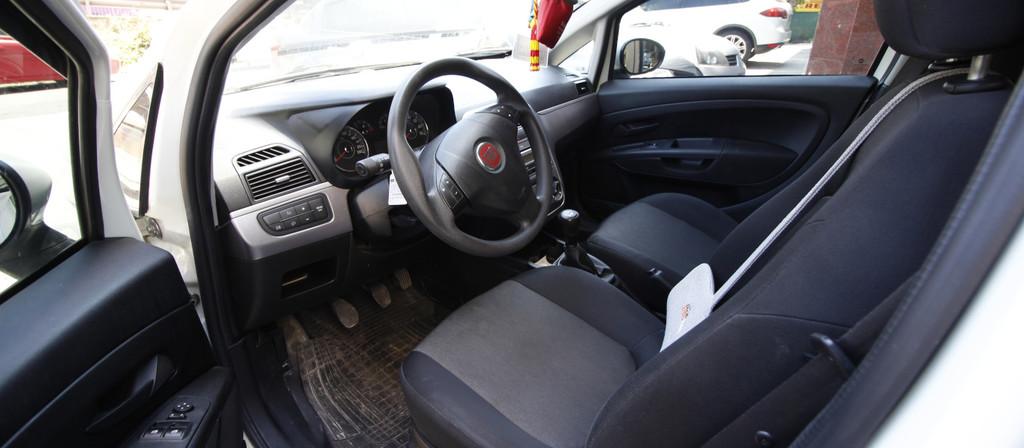 ikinci el araba 2013 Fiat Punto 1.3 Multijet Pop Dizel Manuel 102000 KM 5