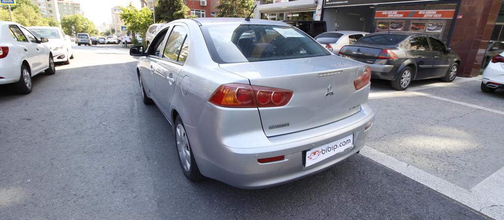 ikinci el araba 2011 Mitsubishi Lancer 1.5 Inform Benzin & LPG Manuel 253000 KM 5