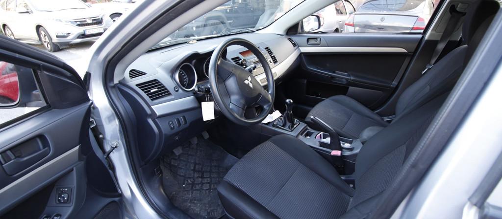 ikinci el araba 2011 Mitsubishi Lancer 1.5 Inform Benzin & LPG Manuel 253000 KM 3