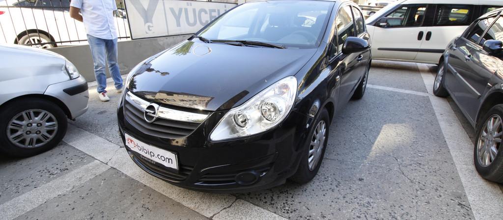 ikinci el araba 2009 Opel Corsa 1.2 Essentia Benzin Manuel 84500 KM