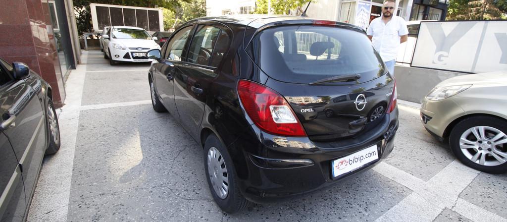 ikinci el araba 2009 Opel Corsa 1.2 Essentia Benzin Manuel 84500 KM 3