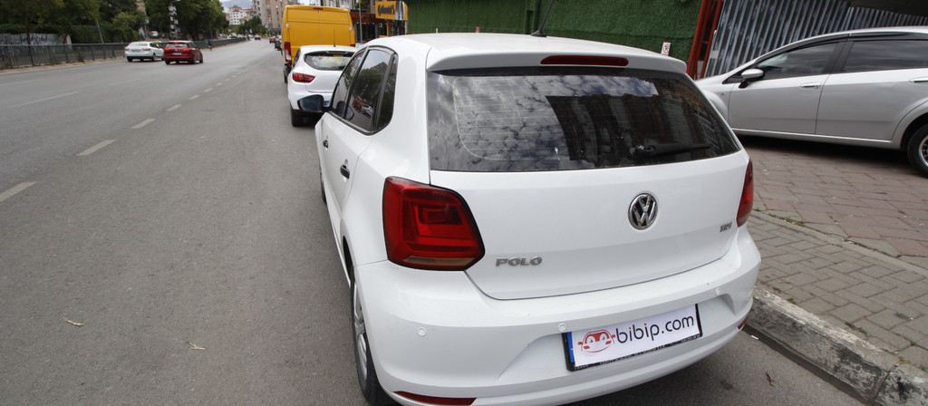 ikinci el araba 2014 Volkswagen Polo 1.4 TDi Trendline Dizel Manuel 183000 KM 2