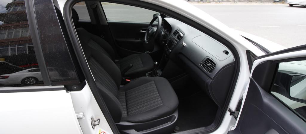 ikinci el araba 2014 Volkswagen Polo 1.4 TDi Trendline Dizel Manuel 183000 KM 5