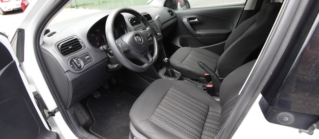 ikinci el araba 2014 Volkswagen Polo 1.4 TDi Trendline Dizel Manuel 183000 KM 6
