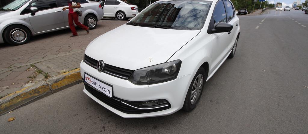 ikinci el araba 2014 Volkswagen Polo 1.4 TDi Trendline Dizel Manuel 183000 KM