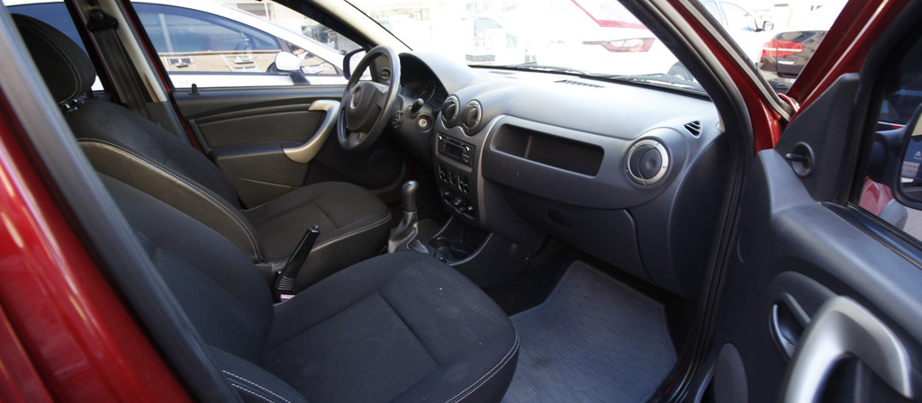 ikinci el araba 2012 Dacia Sandero 1.5 dCi Stepway Dizel Manuel 120000 KM 5