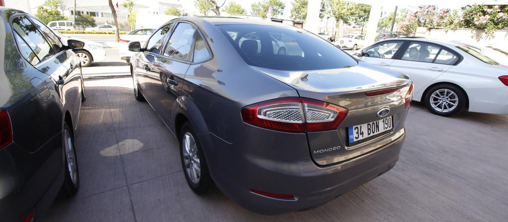 ikinci el araba 2012 Ford Mondeo 1.6 TDCi Trend Dizel Manuel 238400 KM 4