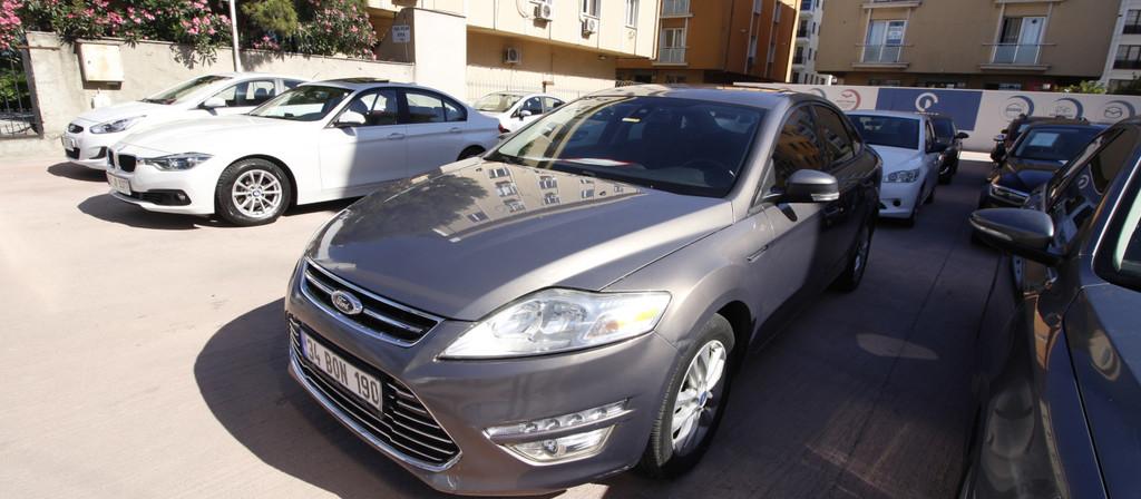 ikinci el araba 2012 Ford Mondeo 1.6 TDCi Trend Dizel Manuel 238400 KM