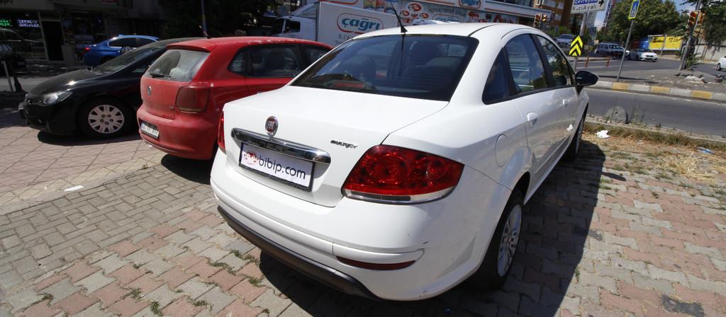 ikinci el araba 2015 Fiat Linea 1.3 Multijet Pop Dizel Manuel 47500 KM 1