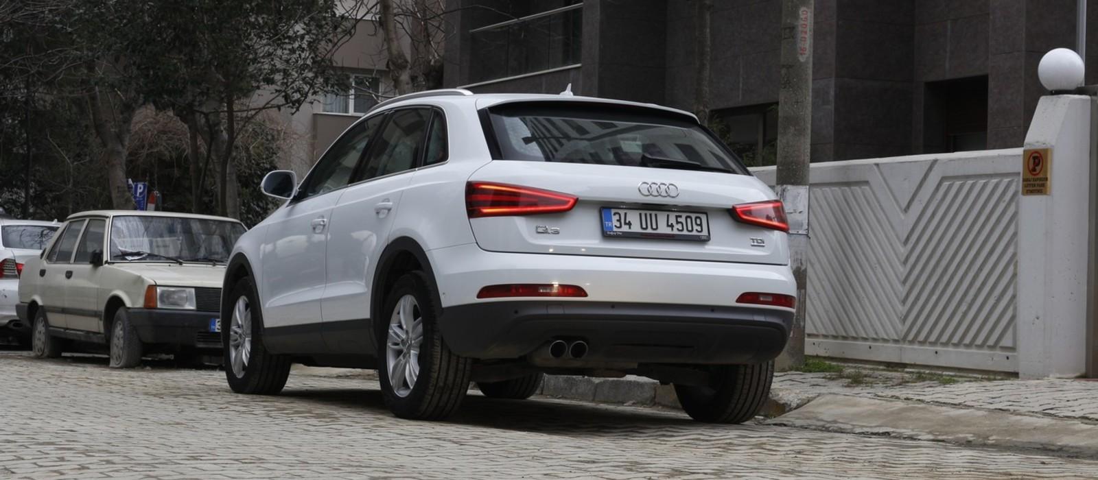 ikinci el araba 2012 Audi Q3 2.0 TDI Dizel Otomatik 79600 KM 1