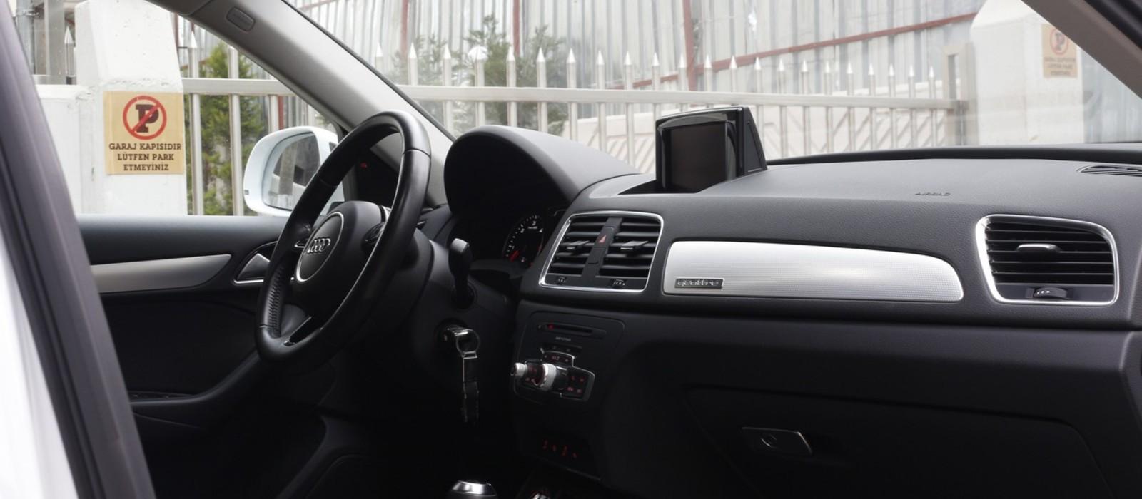 ikinci el araba 2012 Audi Q3 2.0 TDI Dizel Otomatik 79600 KM 13