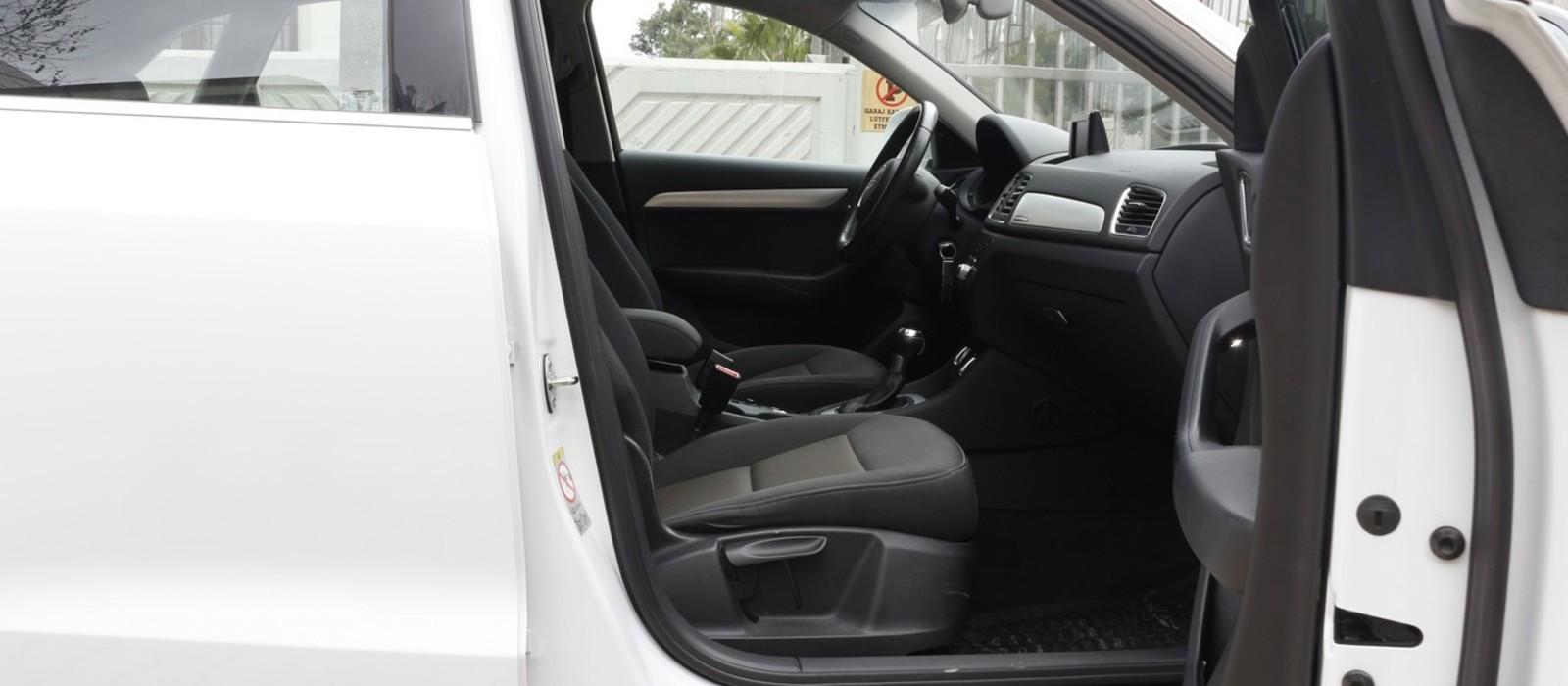 ikinci el araba 2012 Audi Q3 2.0 TDI Dizel Otomatik 79600 KM 6