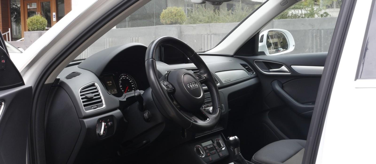 ikinci el araba 2012 Audi Q3 2.0 TDI Dizel Otomatik 79600 KM 14