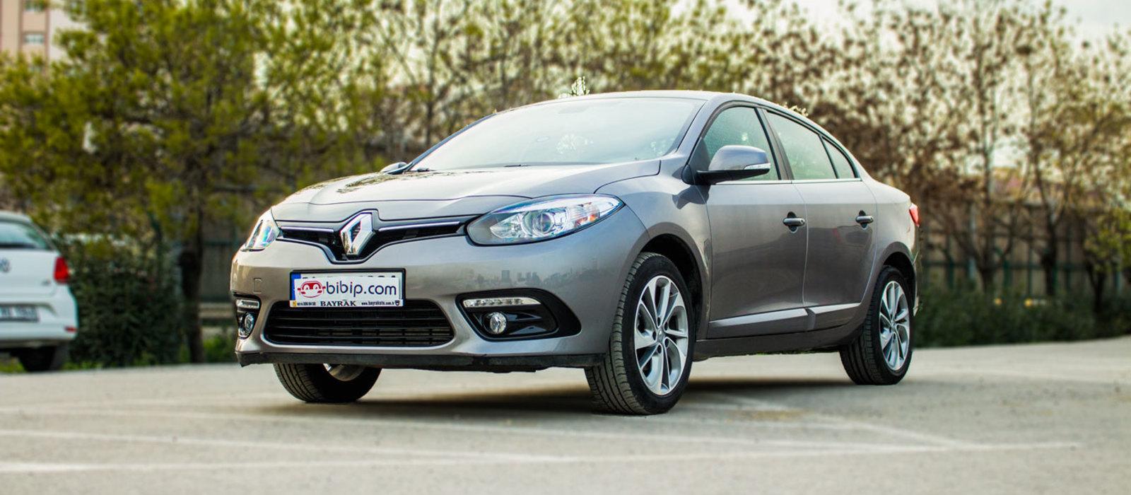 Satılık Ikinci El Renault 15 Dci Icon Fluence 2 El Araba