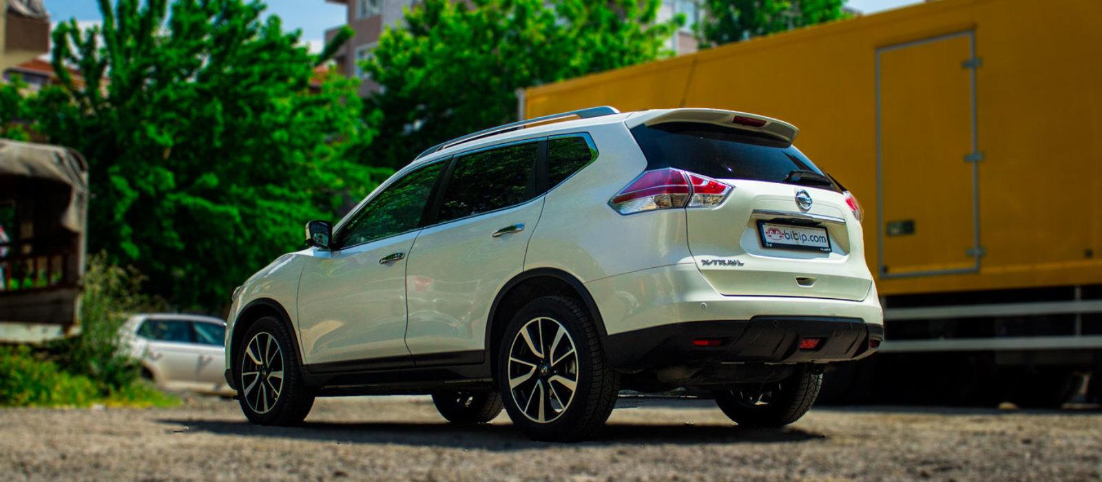 ikinci el araba 2015 Nissan X-Trail 1.6 dCi Platinum Premium Dizel Otomatik 46000 KM 1