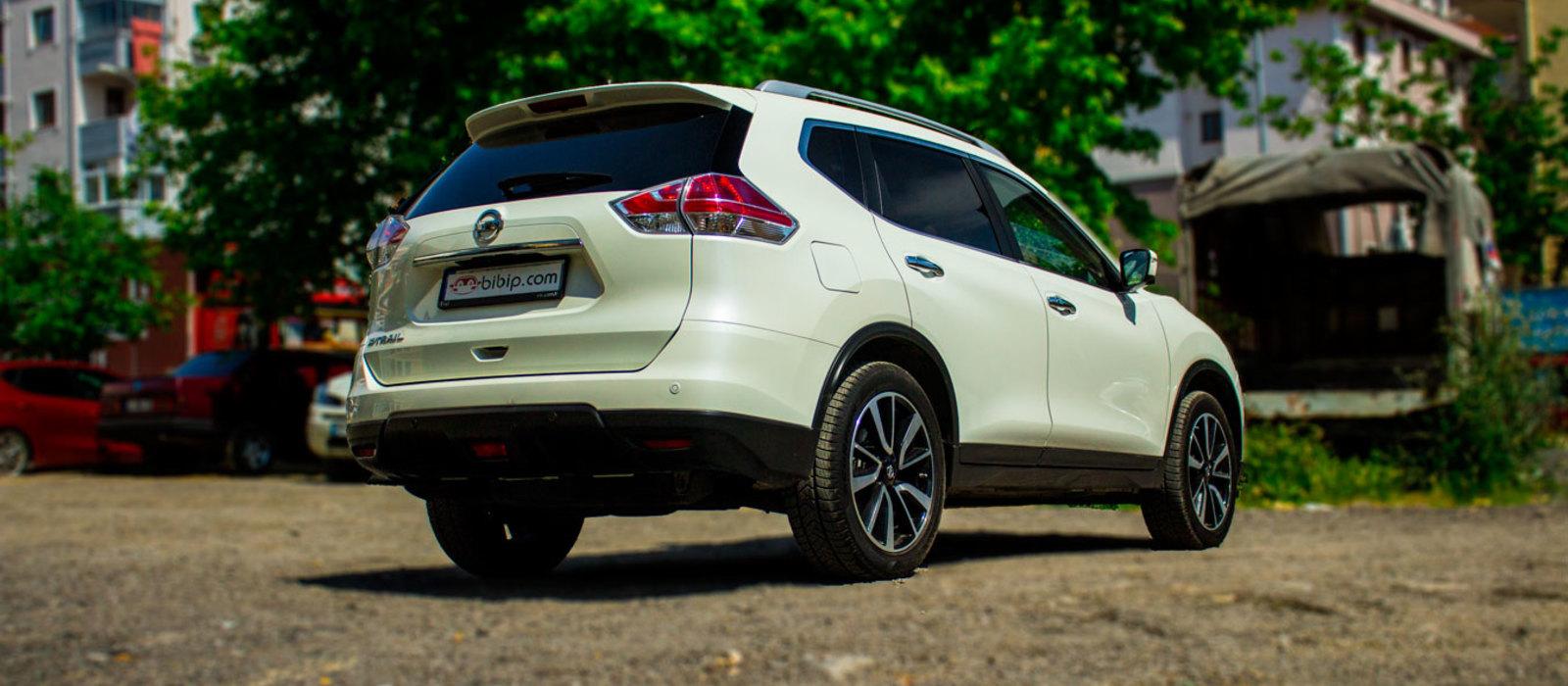 ikinci el araba 2015 Nissan X-Trail 1.6 dCi Platinum Premium Dizel Otomatik 46000 KM 4