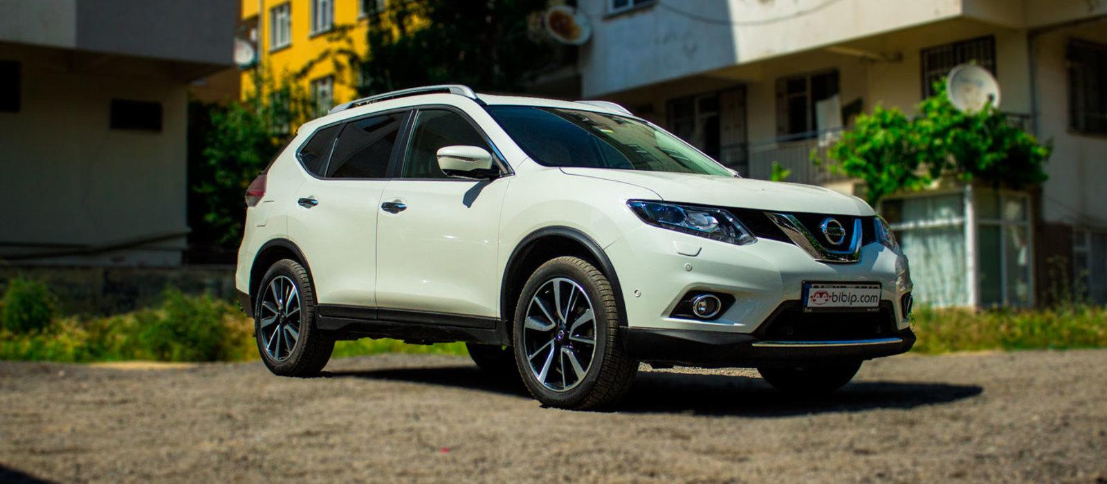 ikinci el araba 2015 Nissan X-Trail 1.6 dCi Platinum Premium Dizel Otomatik 46000 KM 2