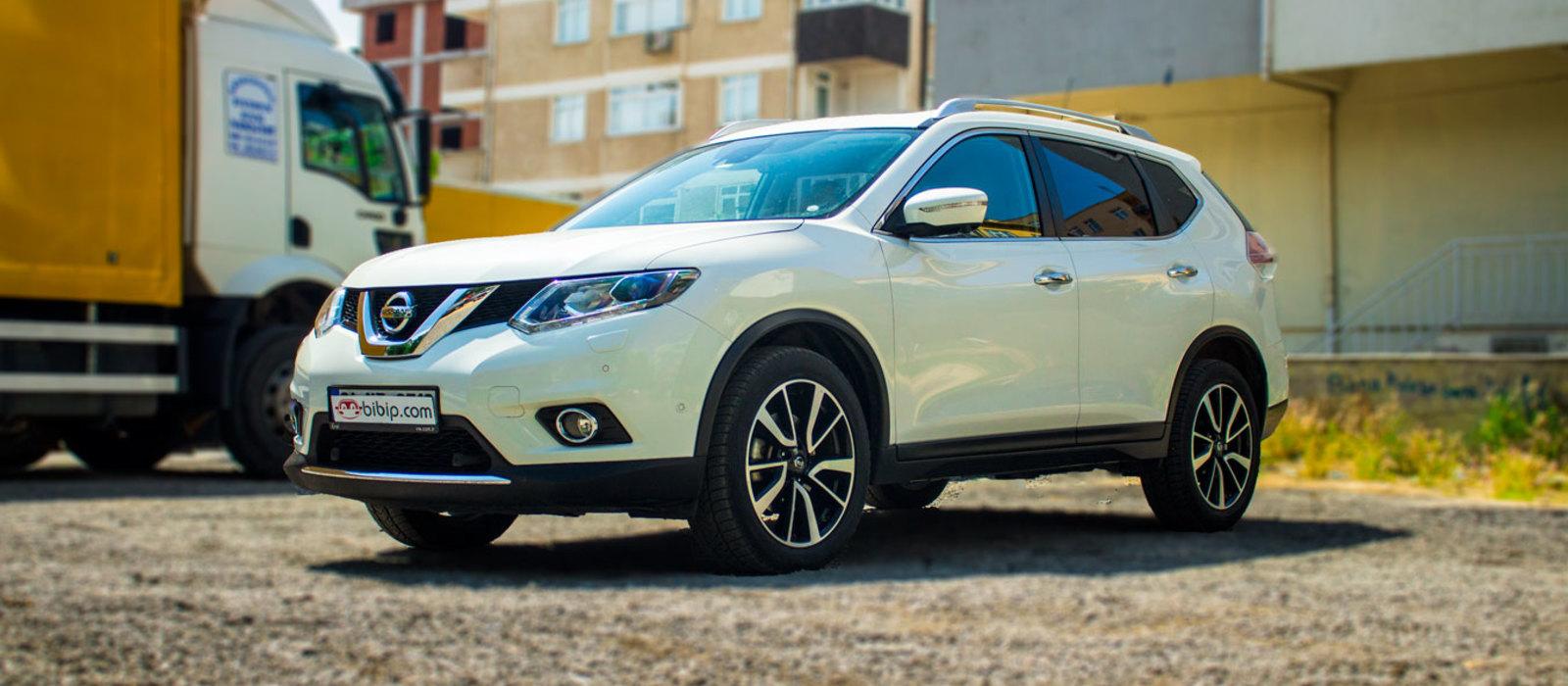 ikinci el araba 2015 Nissan X-Trail 1.6 dCi Platinum Premium Dizel Otomatik 46000 KM