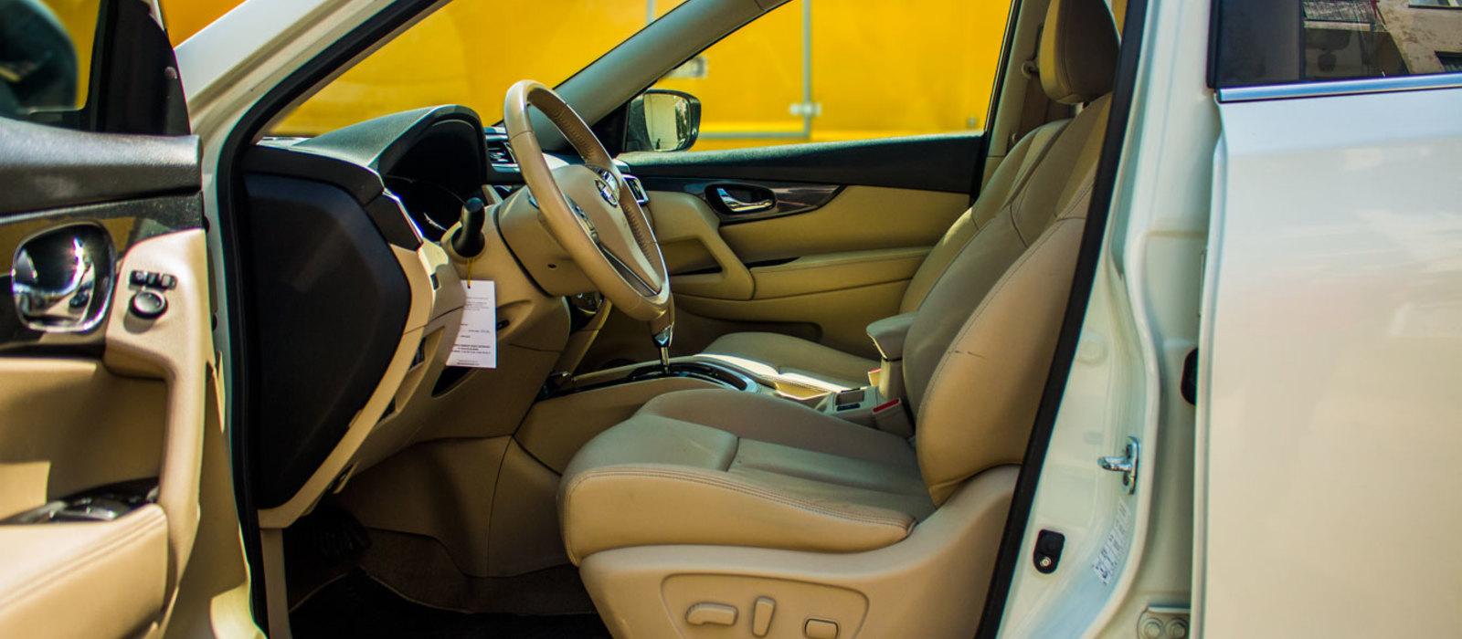 ikinci el araba 2015 Nissan X-Trail 1.6 dCi Platinum Premium Dizel Otomatik 46000 KM 6