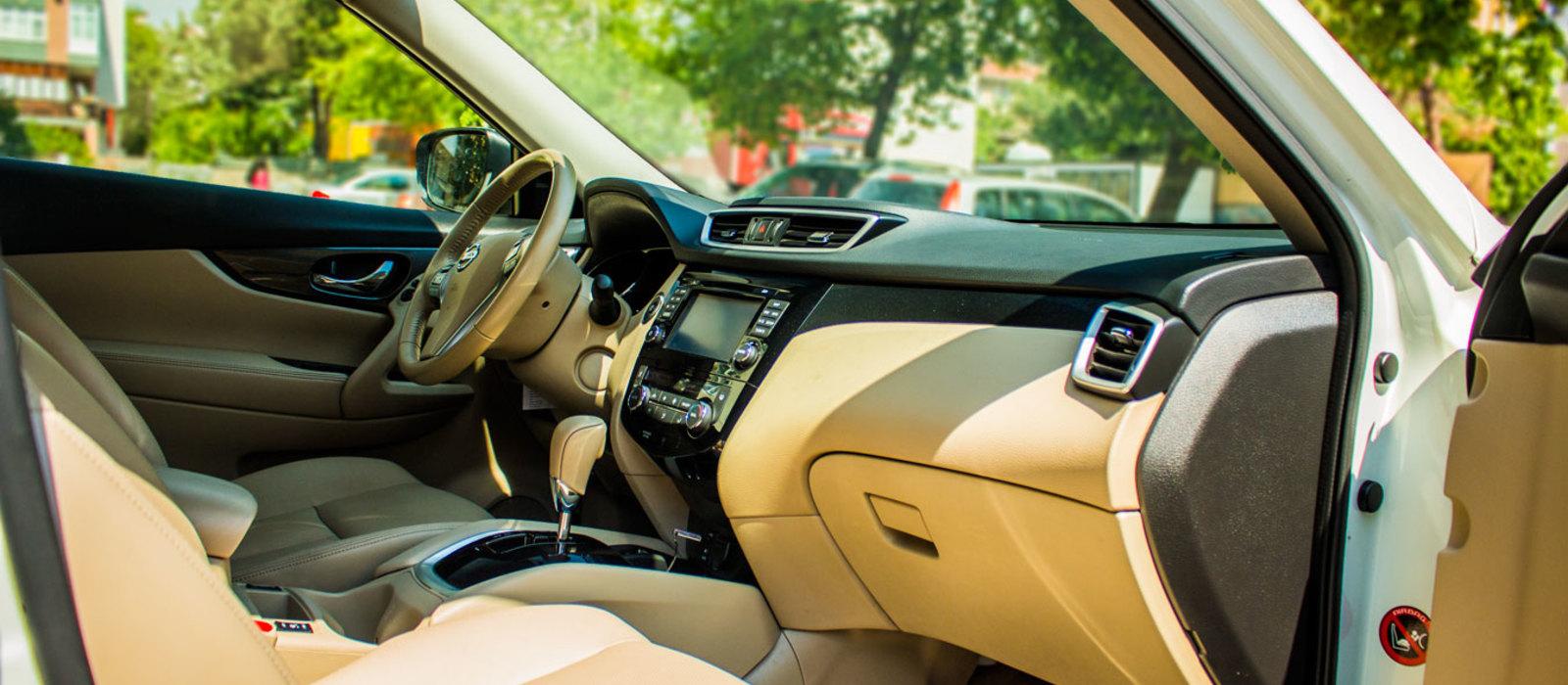 ikinci el araba 2015 Nissan X-Trail 1.6 dCi Platinum Premium Dizel Otomatik 46000 KM 3