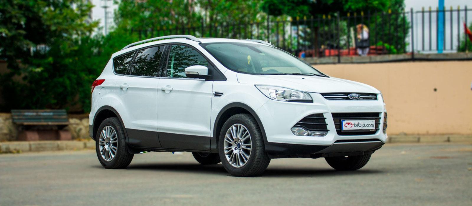 ikinci el araba 2014 Ford Kuga 1.6 EcoBoost Titanium Benzin Otomatik 14000 KM 7