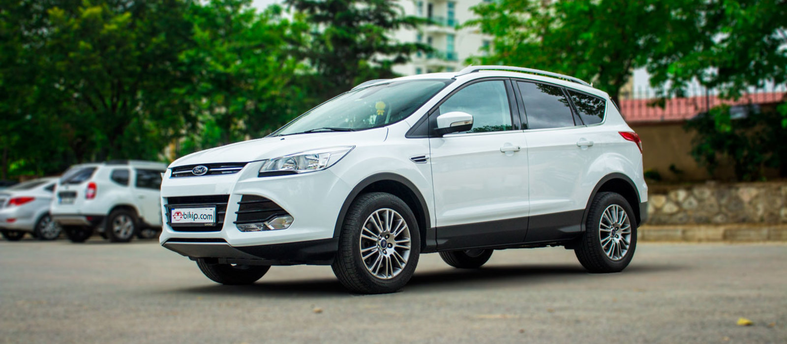 ikinci el araba 2014 Ford Kuga 1.6 EcoBoost Titanium Benzin Otomatik 14000 KM