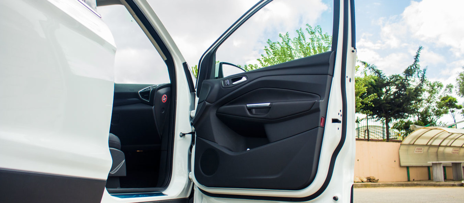 ikinci el araba 2014 Ford Kuga 1.6 EcoBoost Titanium Benzin Otomatik 14000 KM 8