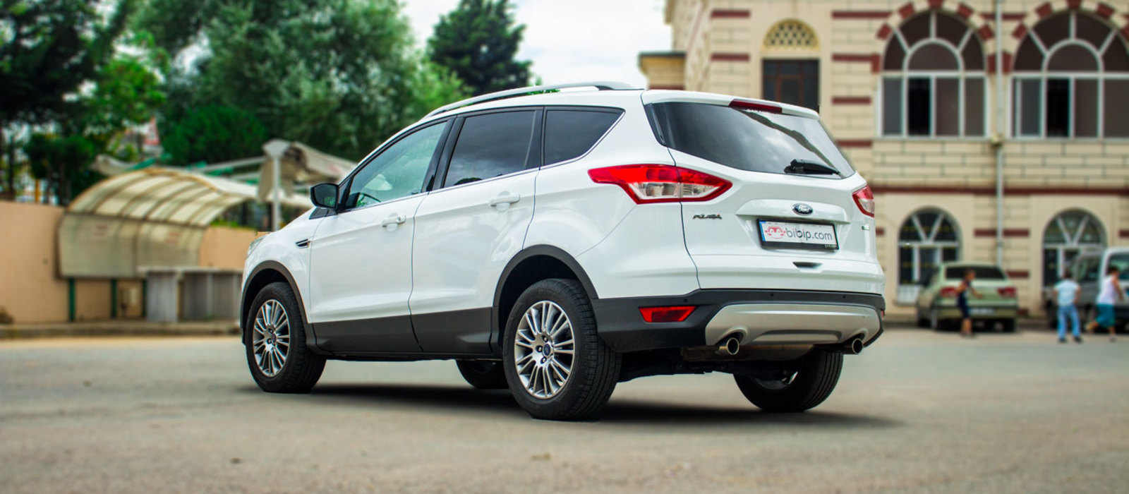 ikinci el araba 2014 Ford Kuga 1.6 EcoBoost Titanium Benzin Otomatik 14000 KM 2