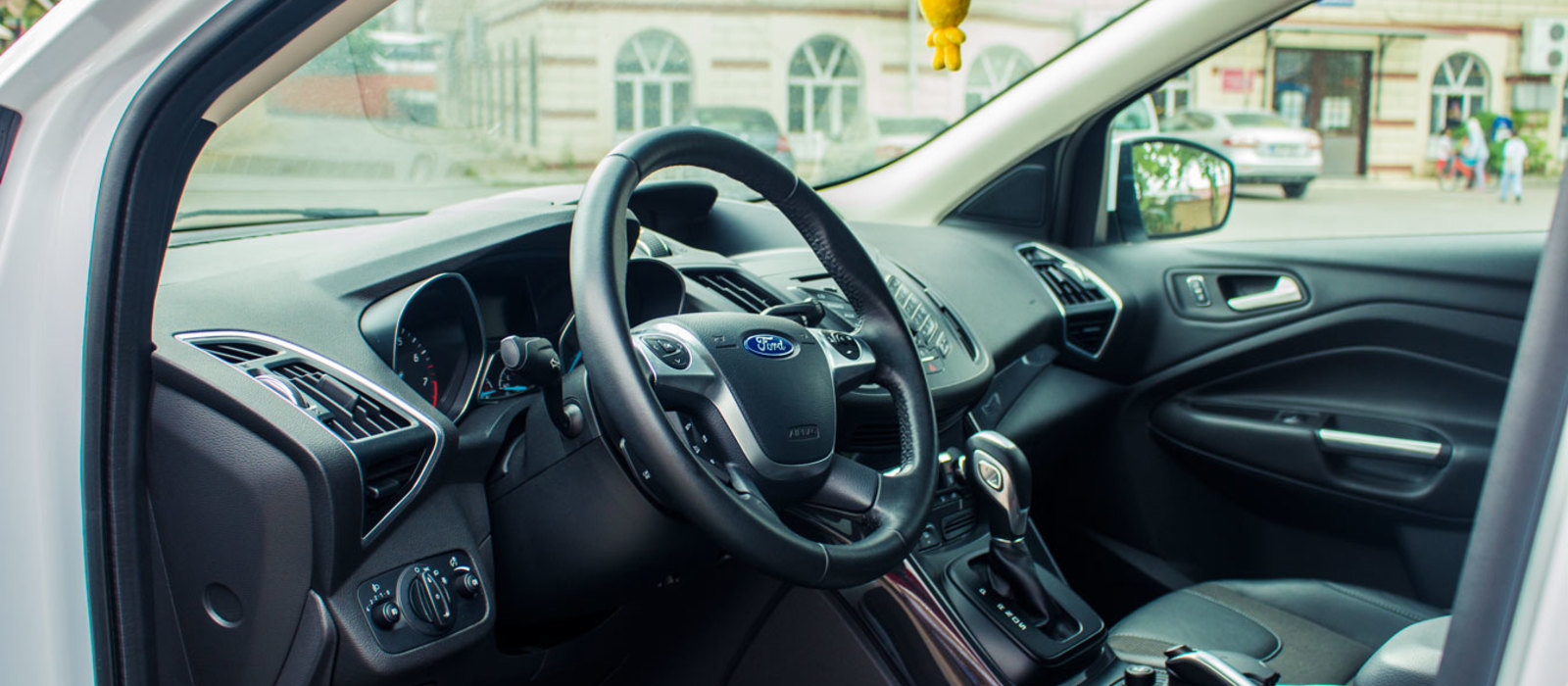 ikinci el araba 2014 Ford Kuga 1.6 EcoBoost Titanium Benzin Otomatik 14000 KM 9