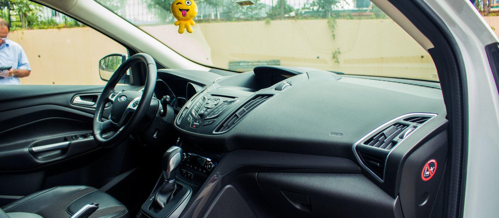 ikinci el araba 2014 Ford Kuga 1.6 EcoBoost Titanium Benzin Otomatik 14000 KM 10