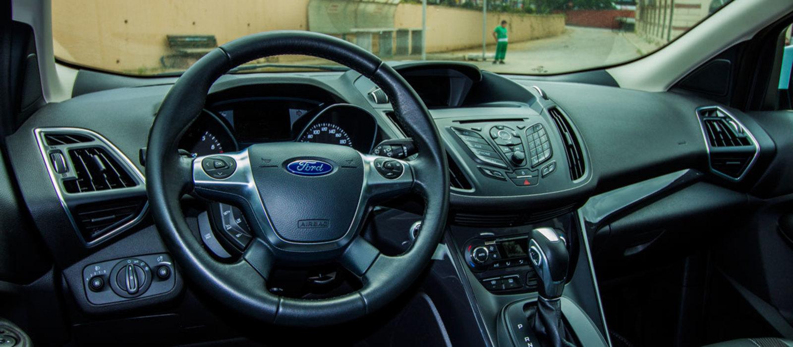 ikinci el araba 2014 Ford Kuga 1.6 EcoBoost Titanium Benzin Otomatik 14000 KM 11