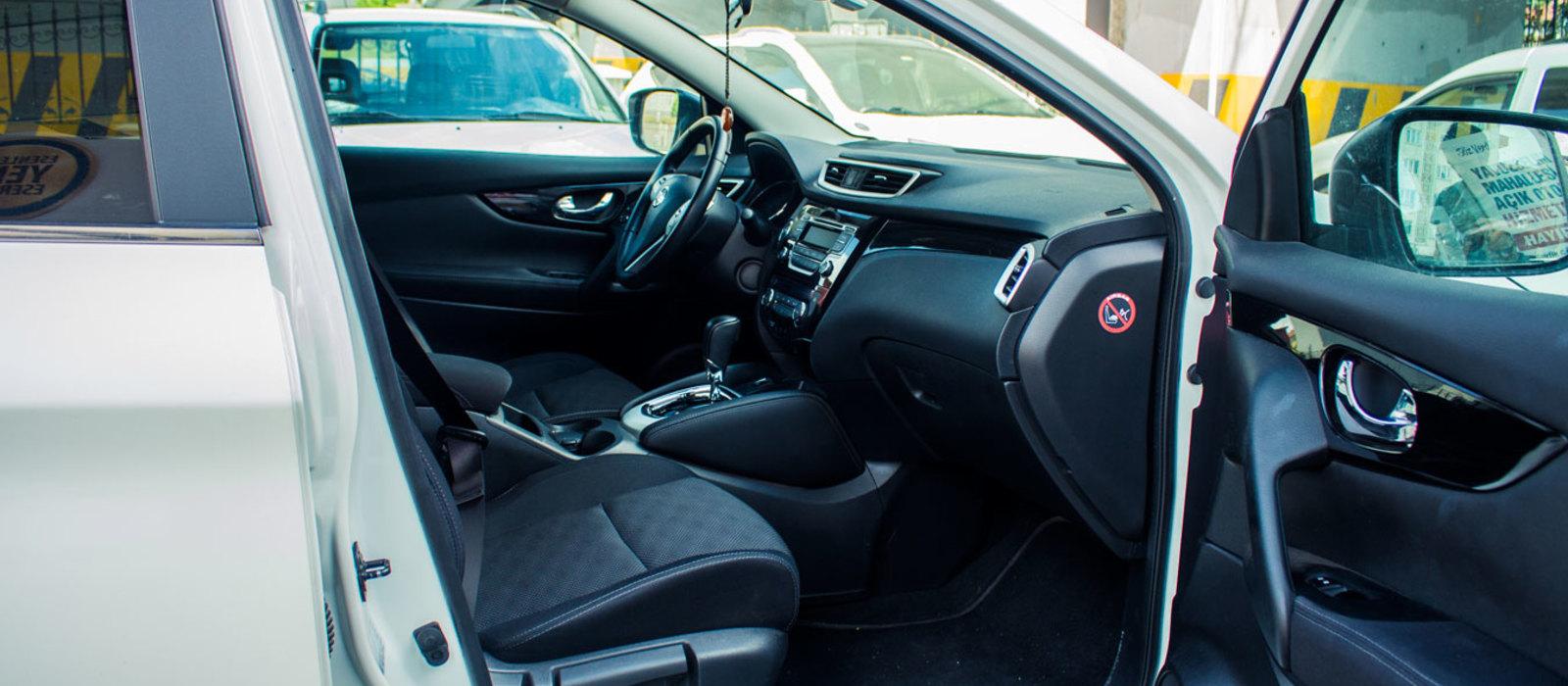 ikinci el araba 2016 Nissan Qashqai 1.6 dCi Tekna Sky Pack Dizel Otomatik 34210 KM 5