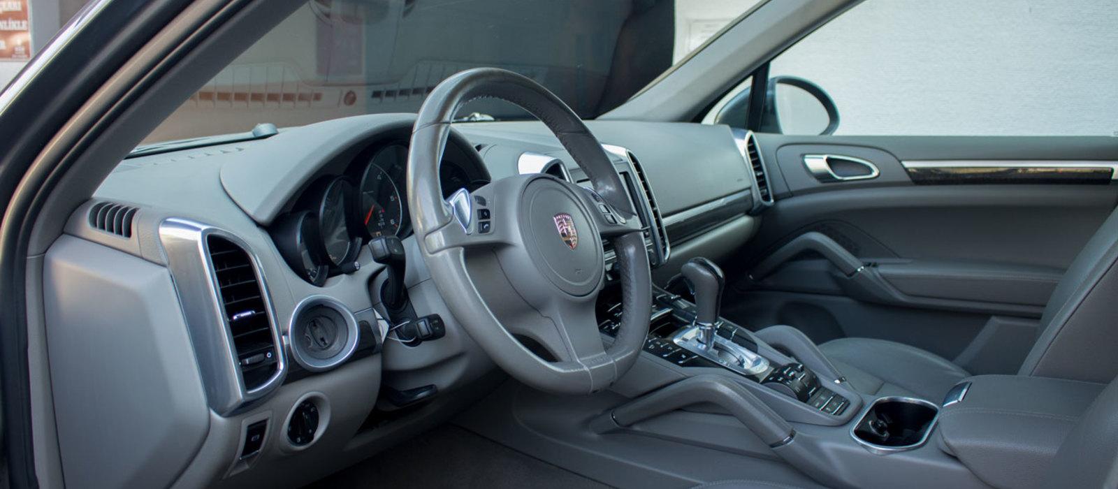 ikinci el araba 2011 Porsche Cayenne Diesel Dizel Otomatik 136588 KM 17